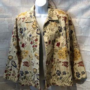 ELCC Embroidered Tapestry Blazer/Jacket